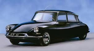 Carros 12 Citroen DS 1960